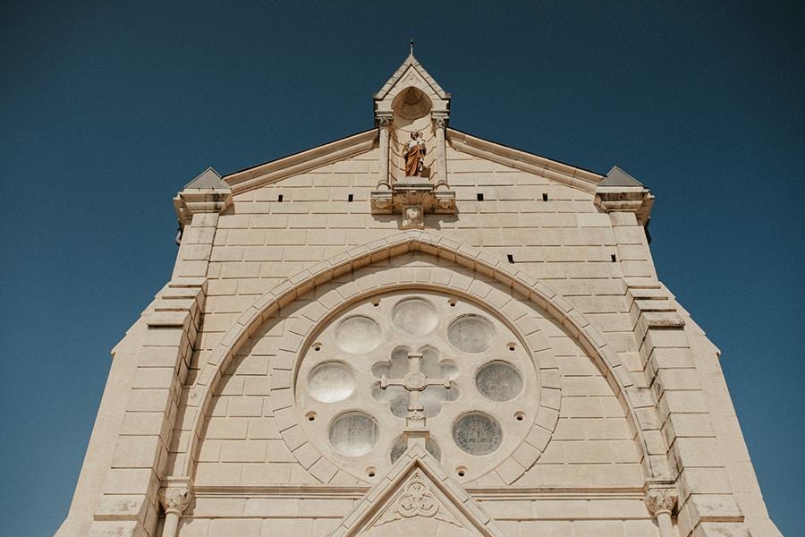 Chapelle en Provence pour cérémonie de mariage
