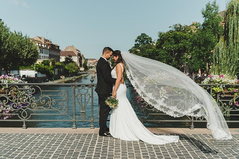 Elopement en France pour amoureux romantiques