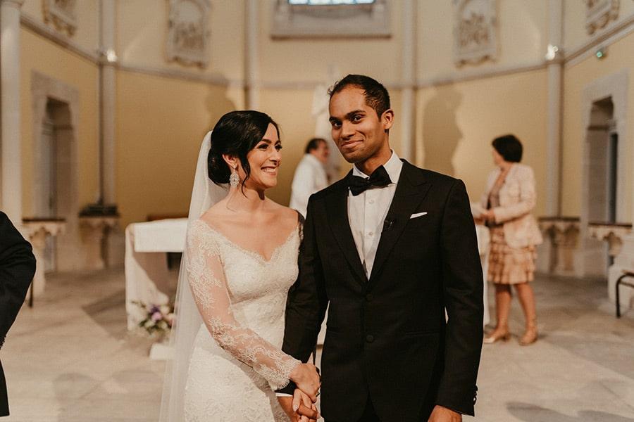 Mariage heureux avec le wedding planner NOCES DU MONDE