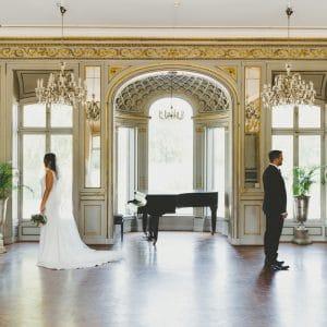 Mariage de luxe avec wedding planner expert