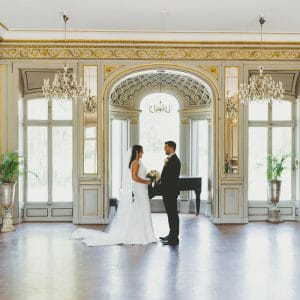 Mariage de rêve haut de gamme en France