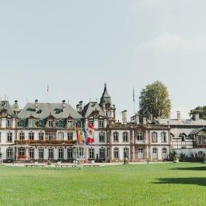 Mariage de destination au Château de Pourtales