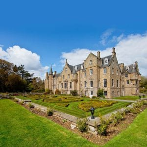Mariage au Carberry Tower en Ecosse