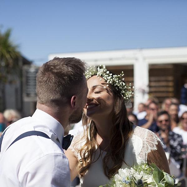 Mariage Anglais à Biarritz