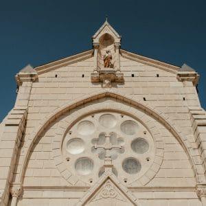 Chapelle pour un mariage en Provence