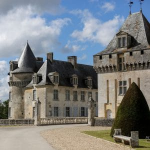 Mariage dans un château de Charentes