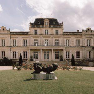 Château de mariage luxueux et élégant à Bordeaux