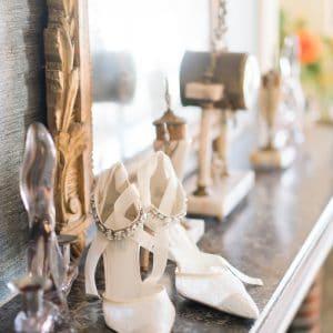 Chaussures de mariée à talons