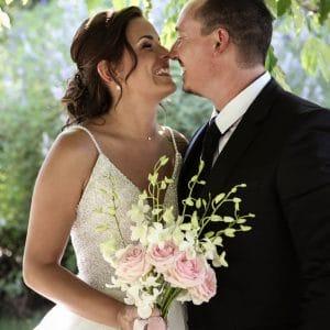 Félicitations aux jeunes mariés de Bordeaux
