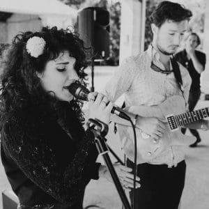 Duo de musique mariage avec guitare et voix