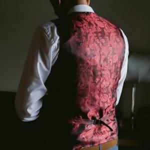 Gilet de mariage mexicain pour mariage