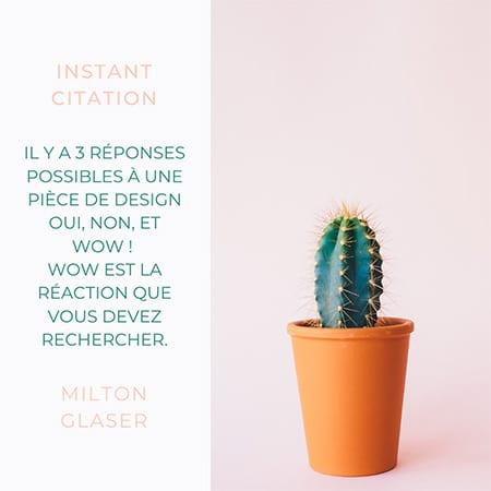 Citation de Milton Claser pour vous amuser avec NOCES DU MONDE