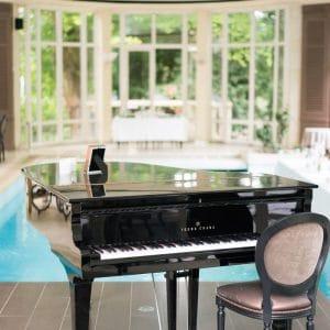 Piano pour musique de dîner de mariage
