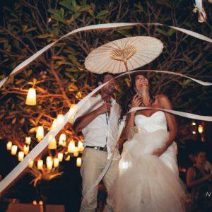 Mariage de luxe à Bali