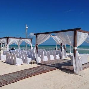 Mariage au Mexique avec cérémonie romantique