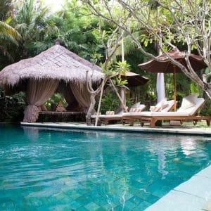 Villa privée de luxe à Bali pour mariage zen