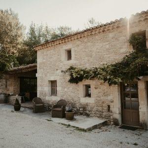 Gîte de luxe pour mariage en Provence avec NOCES DU MONDE