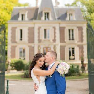 Mariage de destination estonien à Paris
