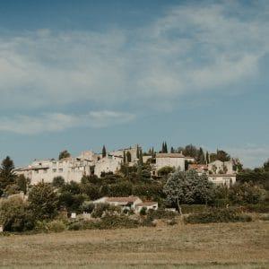 Village en Provence pour mariage de rêve