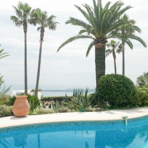 Villa privée avec piscine à Cannes