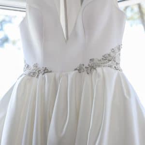 Superbe robe de mariée style princesse