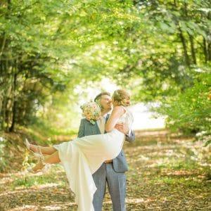 Jeunes Mariés en Normandie