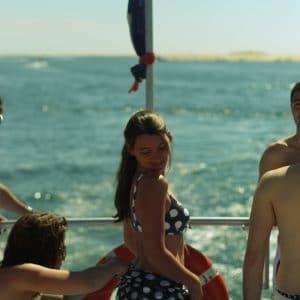 Sortie en bateau pour le lendemain du mariage