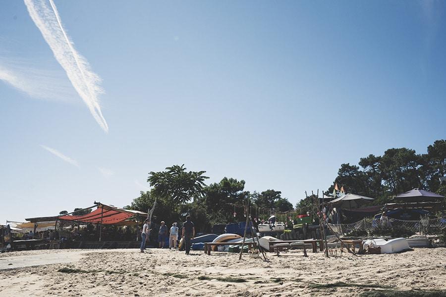 Se marier sur la plage au Bassin d'Arcachon