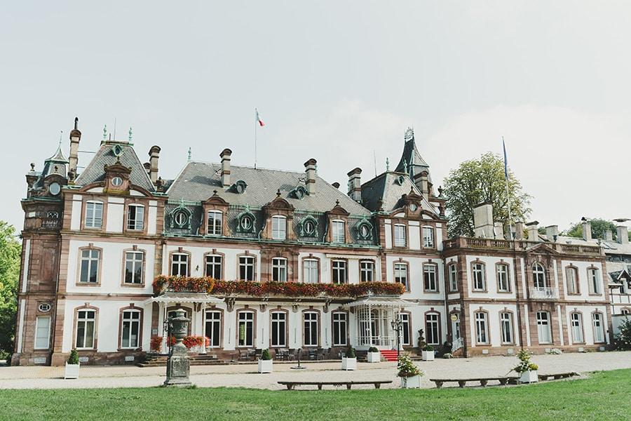 Se marier dans un château à Strasbourg avec NOCES DU MONDE
