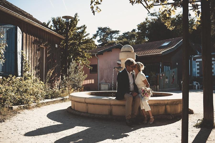 Un mariage au Cap Ferret organisé par le wedding planner NOCES DU MONDE