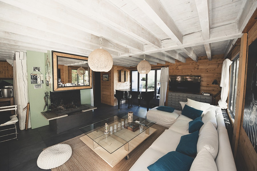 Préparations de mariage dans une villa privée du Cap Ferret
