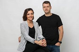 Une équipe soudée pour un mariage en France et à l'étranger