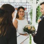 Cérémonie de mariage à Strasbourg pour deux Américains
