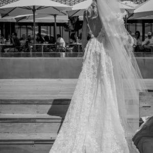 Mariage de luxe sur le Bassin d'Arcachon