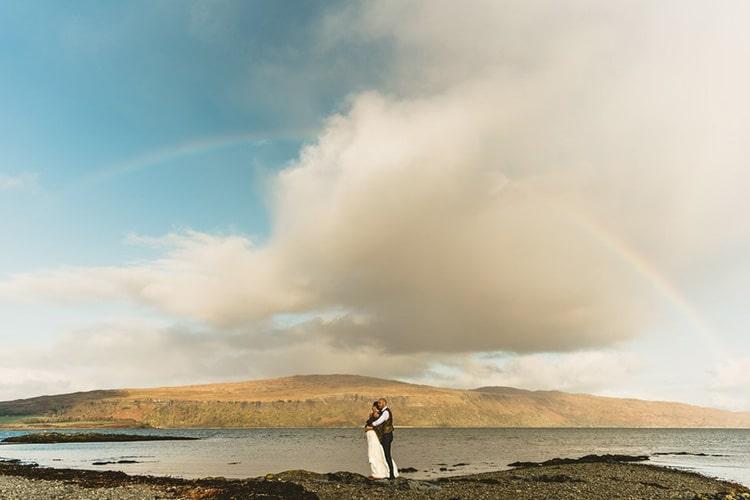 Mariage à l'étranger en Ecosse organisé par le wedding planner NOCES DU MONDE